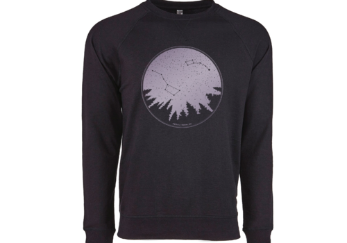 FERAL FERAL Lightweight Constellation Crew Sweatshirt