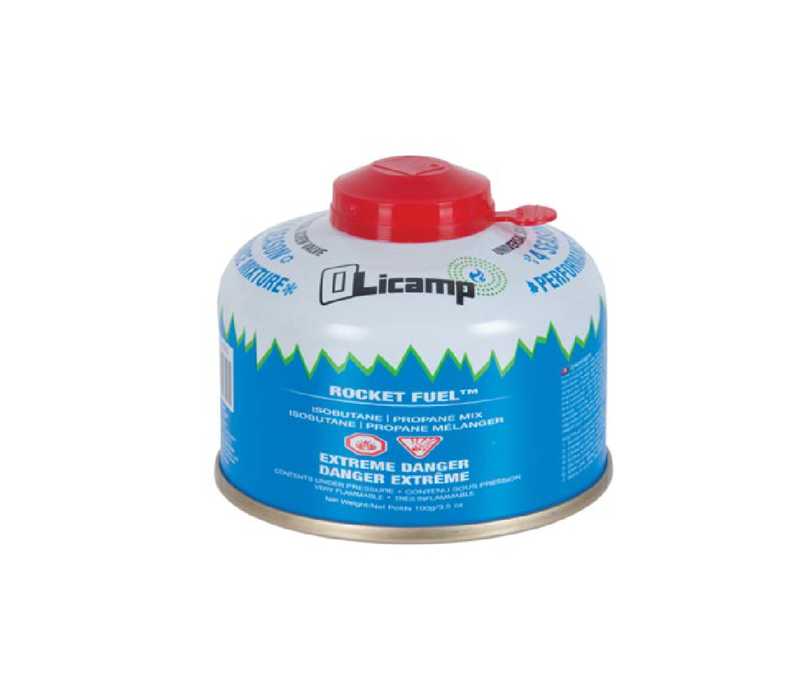 Olicamp Rocket Canister  Fuel 100g | 3.5oz - 4 Season Performance Mixture
