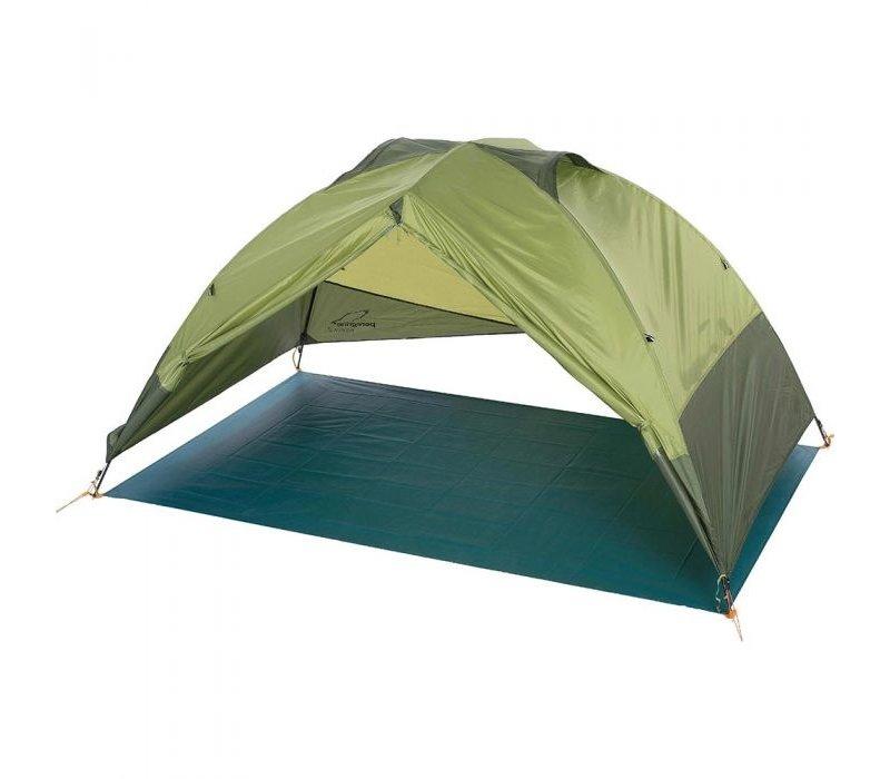 Peregrine Radama Hub 4P Tent Moss Green
