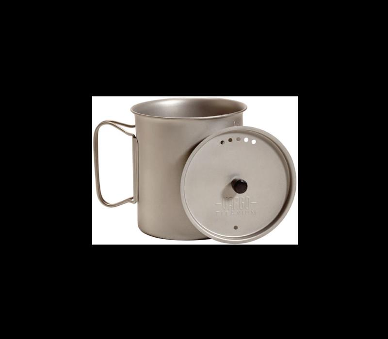 Vargo Titanium Ti-Lite 750 ml Mug