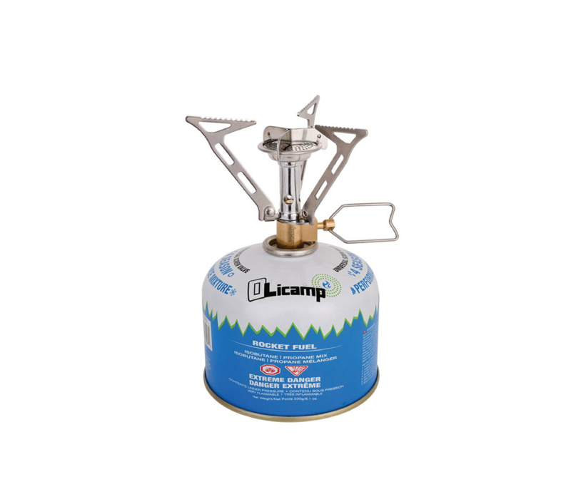 Olicamp Vector Heavy Duty Backpacking Stove