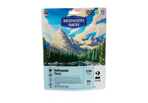 Backpacker's Pantry Backpacker's Pantry Kathmandu Curry Freeze-Dried Meal