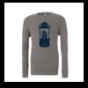 FERAL FERAL Unisex Lantern Crew Sweatshirt