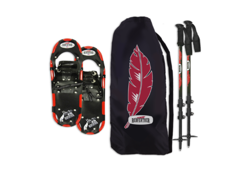 """Redfeather Redfeather Hike Series Snowshoe Kit 8"""" x 25"""""""