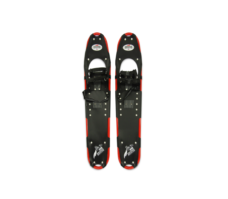 "Redfeather Hike Series Snowshoes 9.5"" x 36"""