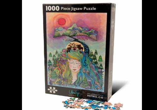 Vela Vela Unity 1000 Piece Jigsaw Puzzle