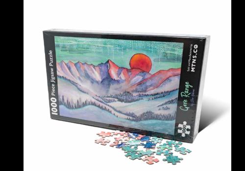 Vela Vela Gore Range 1000 Piece Jigsaw Puzzle
