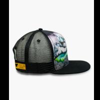 Vela Minaret Mountain Trucker Hat
