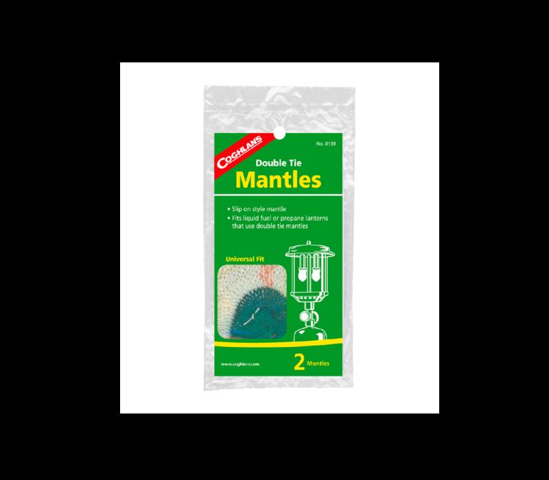 Coghlans Single Tie Mini Mantles 2 Pack