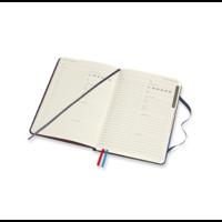 Moleskine Voyageur Hard Cover, Medium, 4.5 x 7, Elm Green