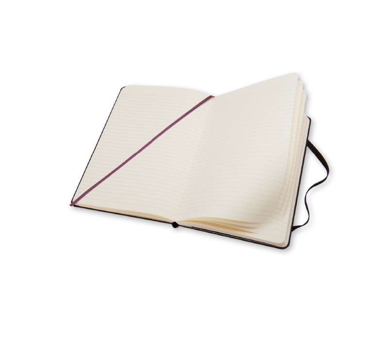Moleskine Soft Cover Notebook, Ruled, Pocket Size, Sapphire Blue