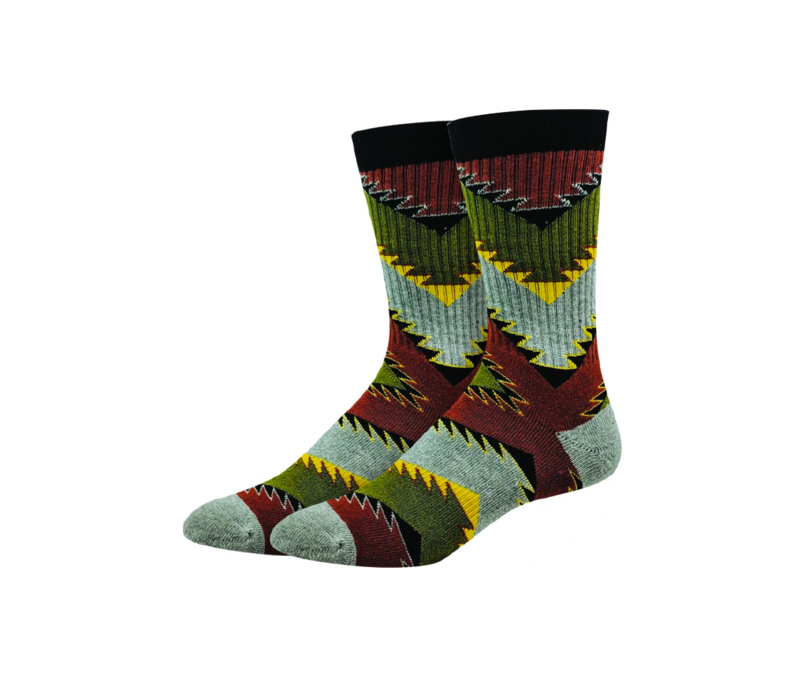 Bigfoot  Navajo Active Socks