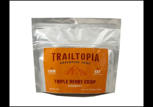 Trailtopia Trailtopia Triple Berry Crisp Dessert