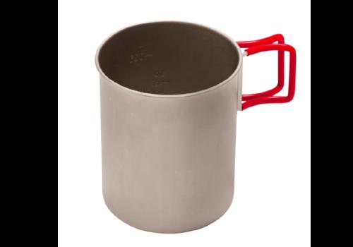 Evernew Titanium Mug 760FD