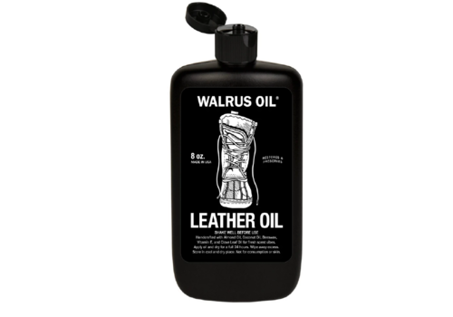 Walrus Oil Walrus Oil Leather Oil 8 oz.