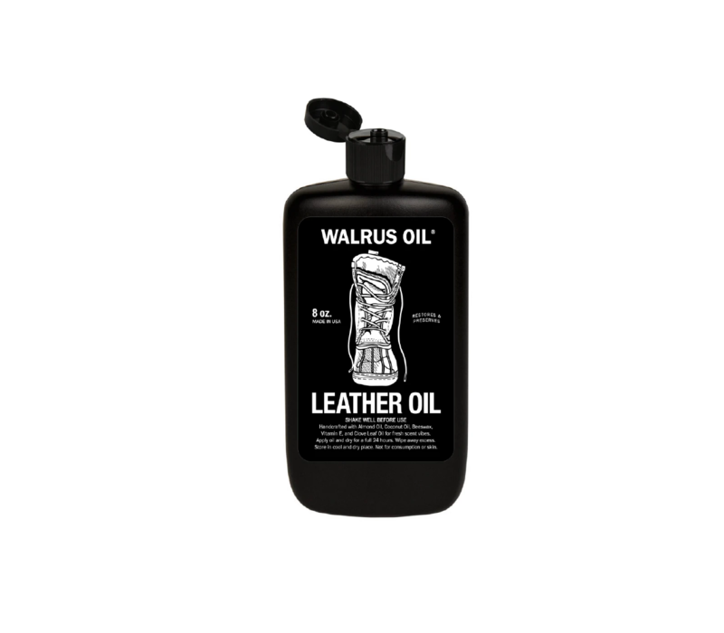 Walrus Oil Leather Oil 8 oz.