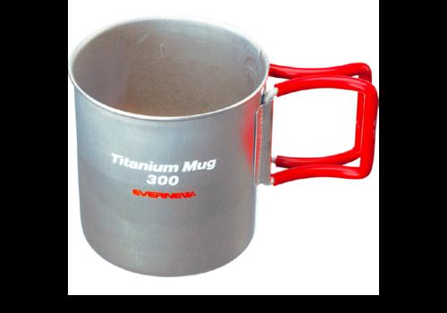 Evernew 300FH Titanium Mug