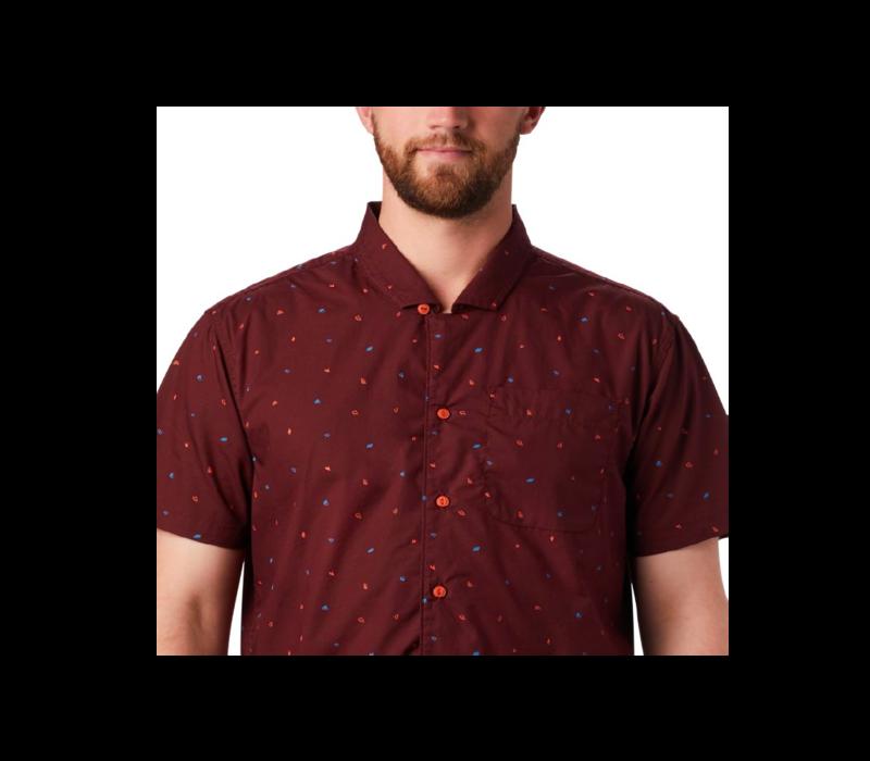 Mountain Hardwear Hand|Hold Printed Short Sleeve Shirt