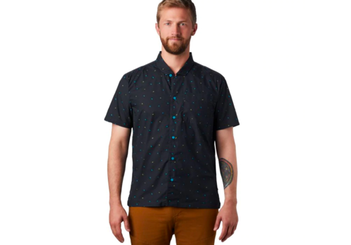Mountain Hardwear Mountain Hardwear Hand|Hold Printed Short Sleeve Shirt