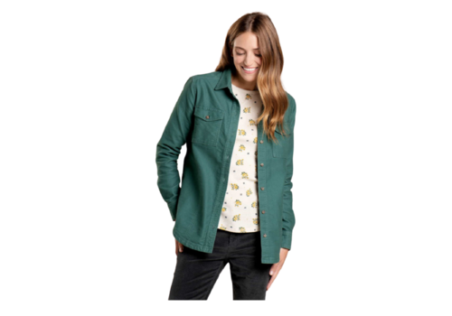 Toad & Co Toad & Co. Women's Morrison Shirt Jacket