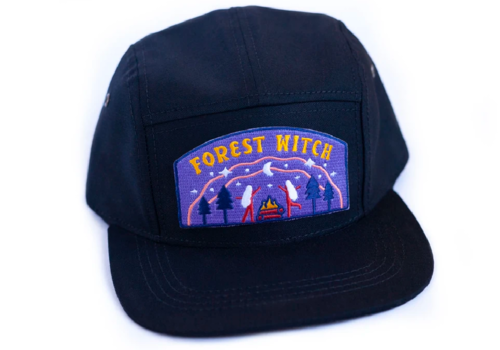 Ello There Forest Witch Hat