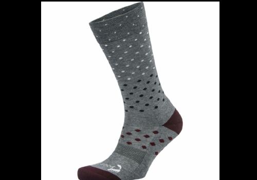 Foot Zen Foot Zen Men's Dot Crew Socks