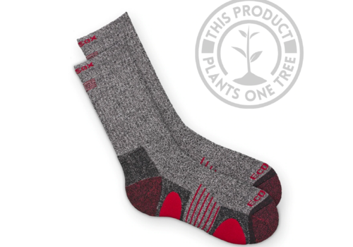 Ecosox Ecosox Bamboo Medium Weight Hiking Crew Socks