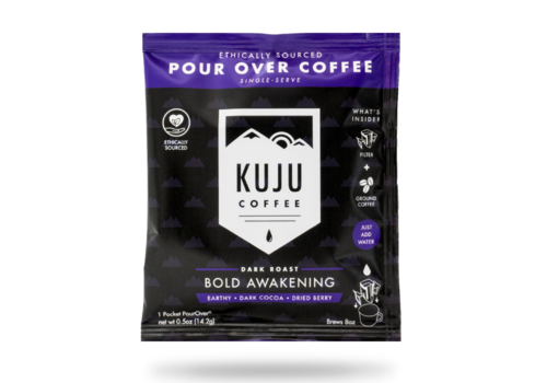 Kuju Coffee Kuju Coffee Pour Over 5 Pack