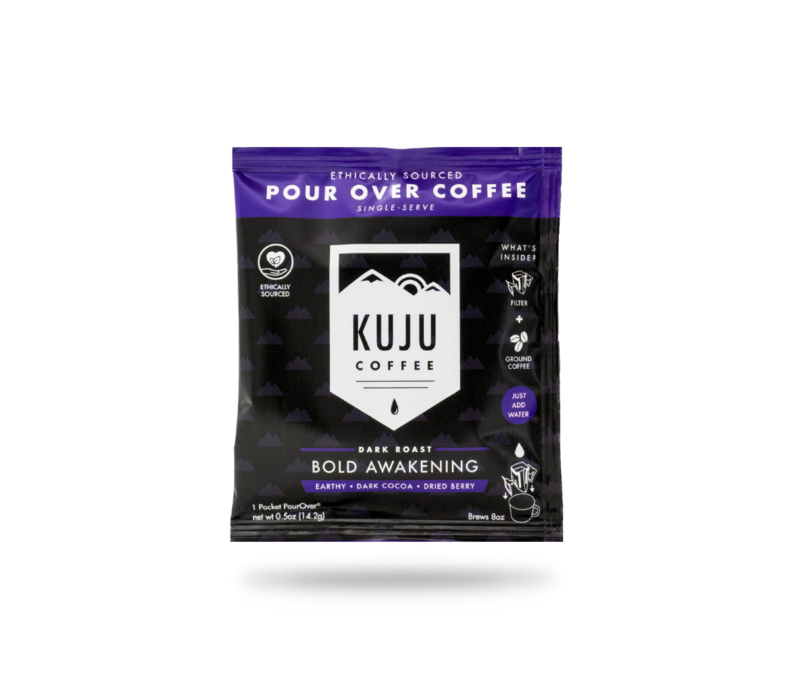 Kuju Coffee Pour Over 5 Pack