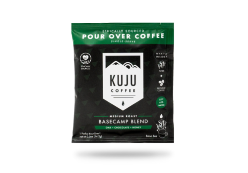Kuju Coffee Kuju Coffee Pour Over Single Pack
