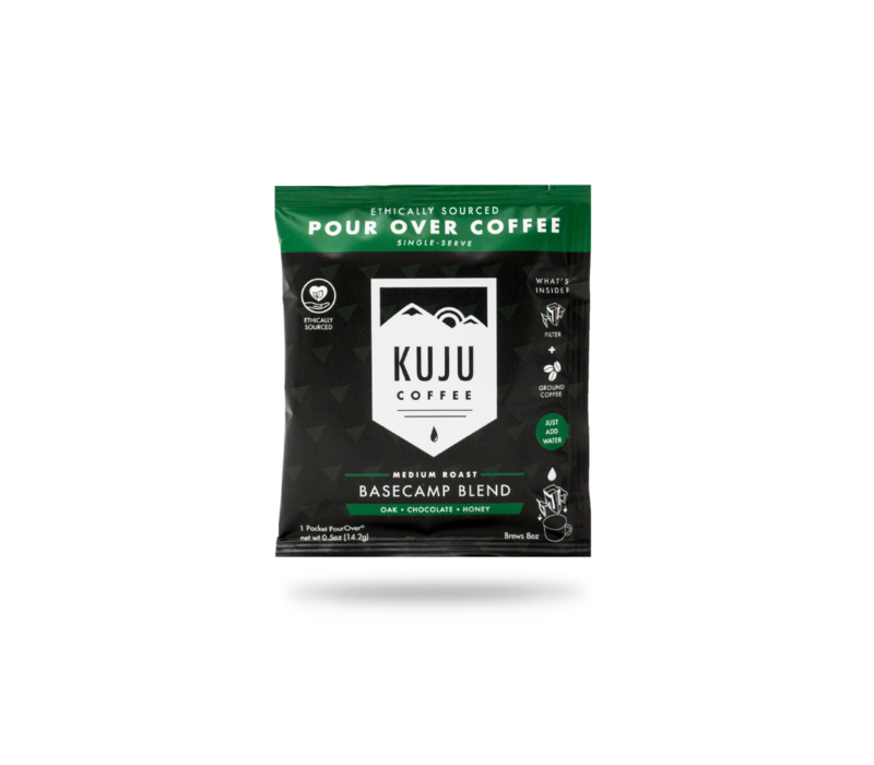 Kuju Coffee Pour Over Single Pack