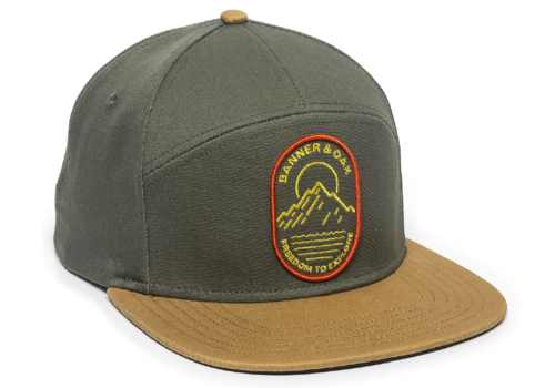 Banner and Oak Banner & Oak Pinnacle Hat