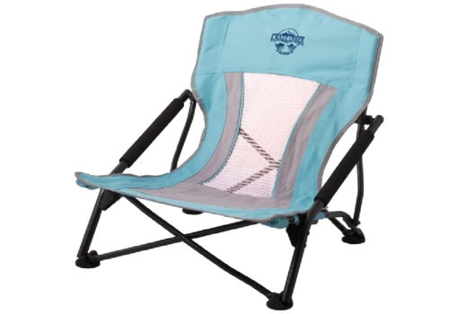 Crazy Creek Crazy Legs Quad Chair Sea Foam
