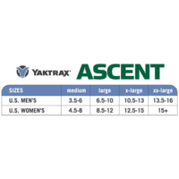 Yaktrax Ascent Traction