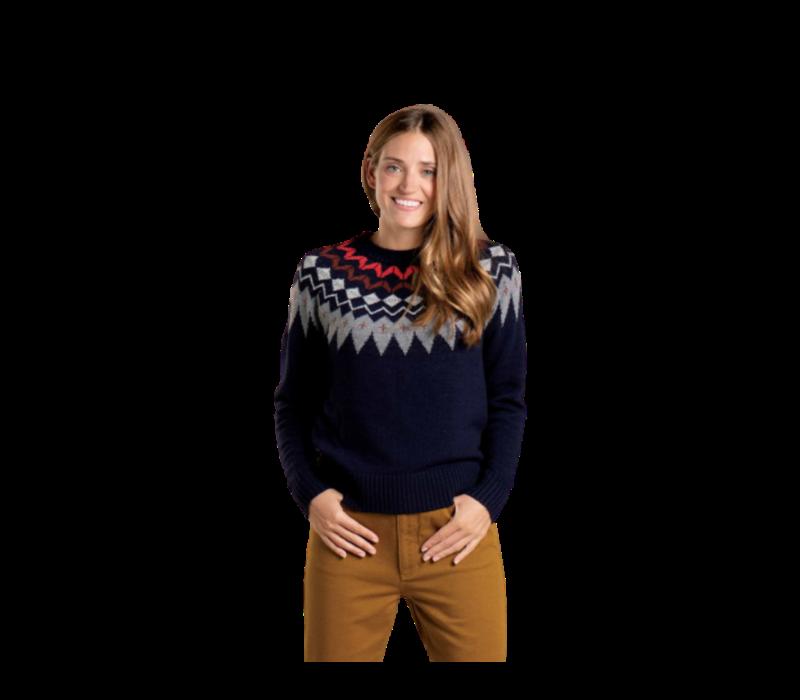 Toad & Co. Women's Cazadero Crew Sweater