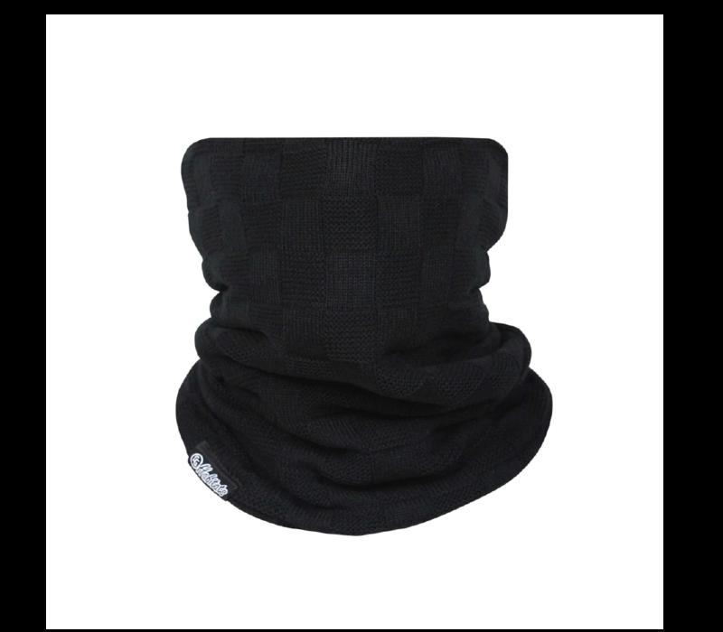 CG Habitats Standard Knitted Neck Gaiter - Black