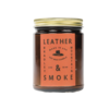 Bradley Mountain Bradley Mountain Leather & Smoke Candle