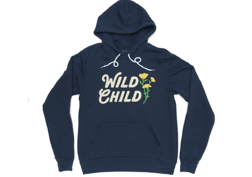 Keep Nature Wild Keep Nature Wild Wild Child Hoodie