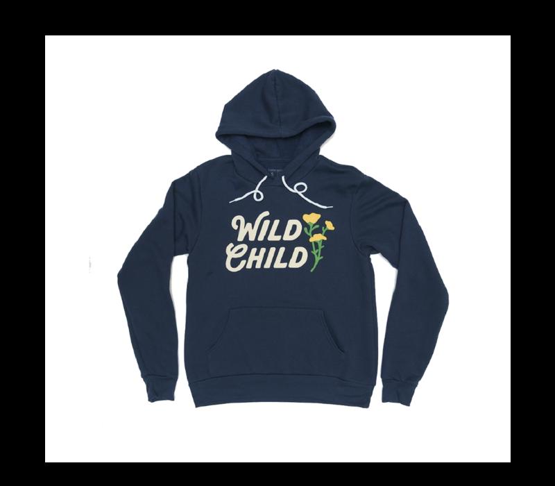 Keep Nature Wild Wild Child Hoodie
