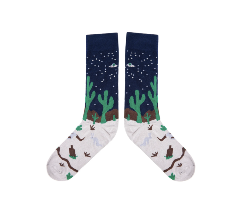 Ampal Creative Midnight Desert Socks