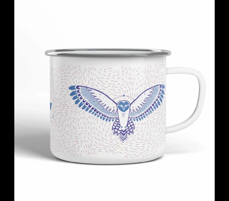 Vela Owl Camp Mug