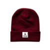 Green Cove Collective Green Cove Collective Watch Beanie Wine