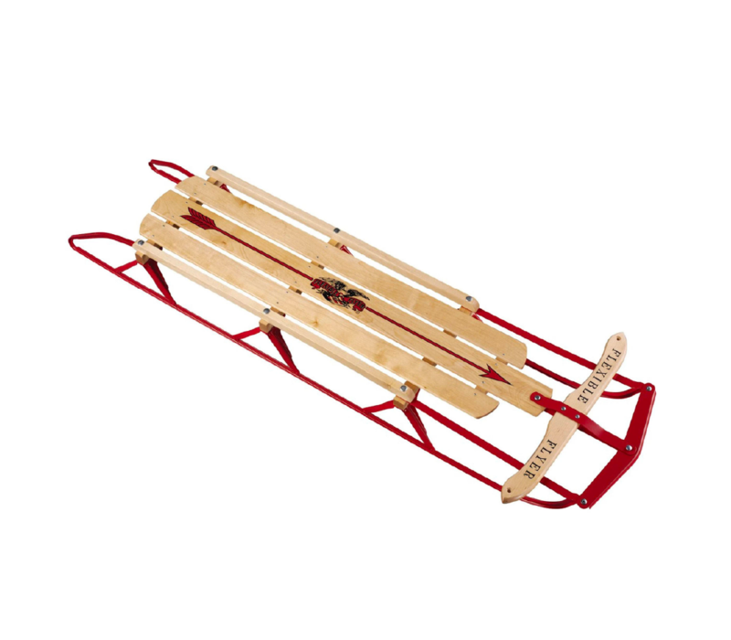 "Flexible Flyer 48"" Sled"