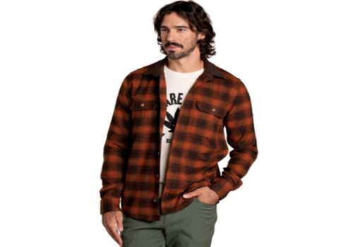 Toad & Co Toad & Co. Men's Folk Yeah Long Sleeve Shirt