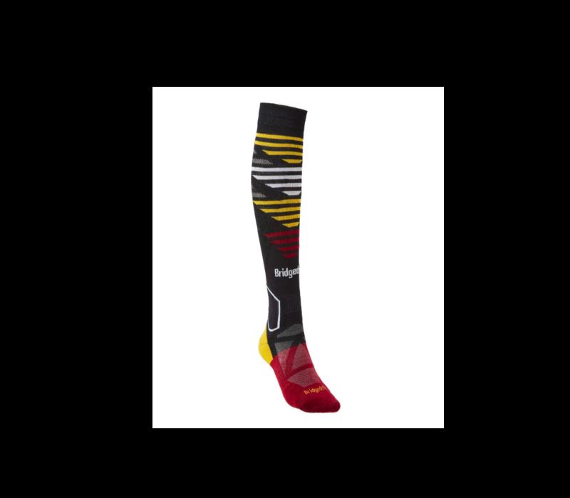 Bridgedale Men's Lightweight Merino Endurance Ski Socks