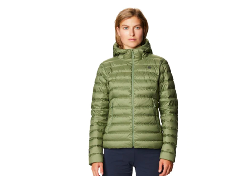 Mountain Hardwear Mountain Hardwear Women's Rhea Ridge Down Hooded Jacket