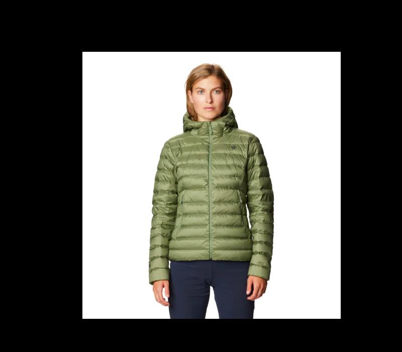 Mountain Hardwear Women's Rhea Ridge Down Hooded Jacket