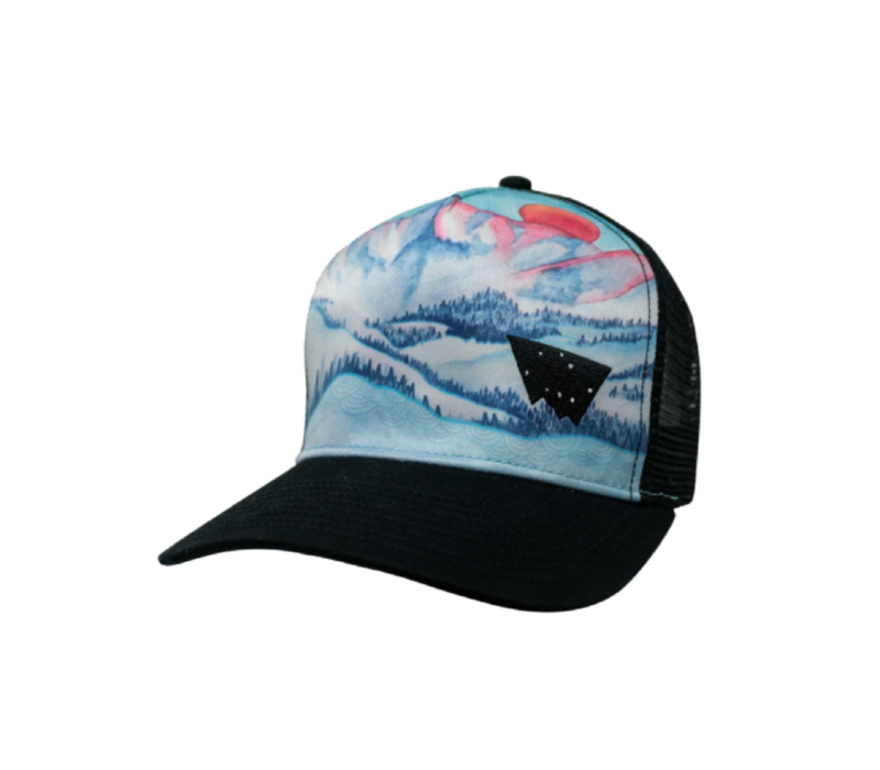 Vela Gore Range Colorado Trucker Hat