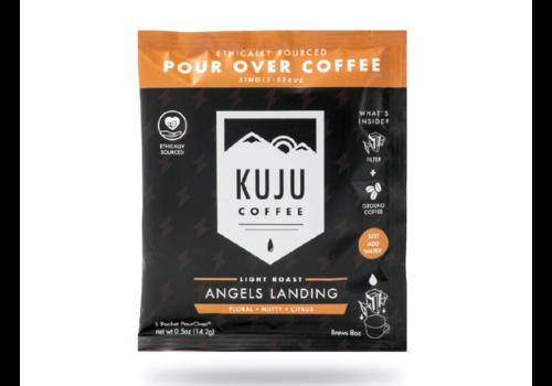 Kuju Coffee Kuju Coffee Pour Over 6-Pack Box