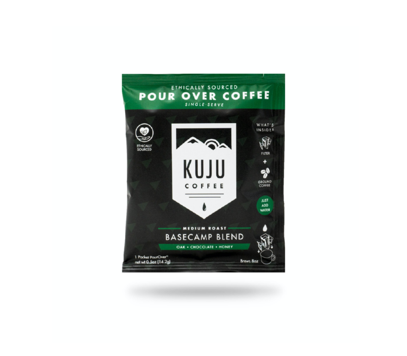 Kuju Coffee Pour Over 6-Pack Box